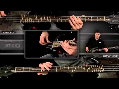BASS LESSON: The Double Thumb Bass Technique by Evan Brewer
