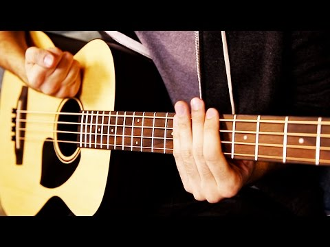 ACOUSTIC BASS SOLO
