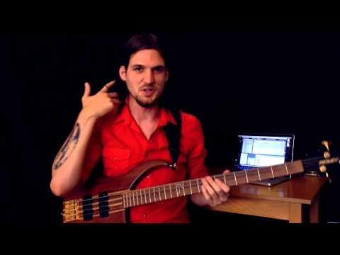 """""""Seven Nation Army"""" Bass Tab and Tutorial (with playalong)"""
