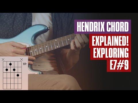 Jimi Hendrix Chord Lesson | Guitar Tricks