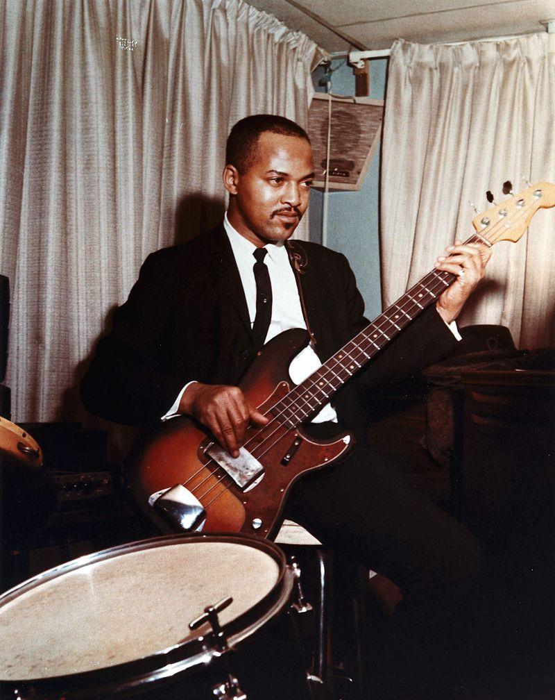Best Bass Players James Jamerson