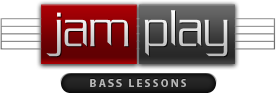 online bass lessons learn songs