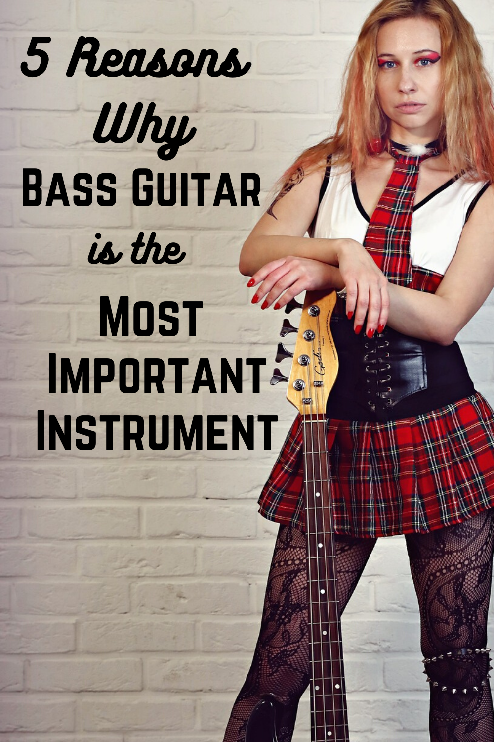 Bass is the Most Important Instrument - 5 Reasons Why