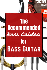 Recommended Best Bass Guitar Cables