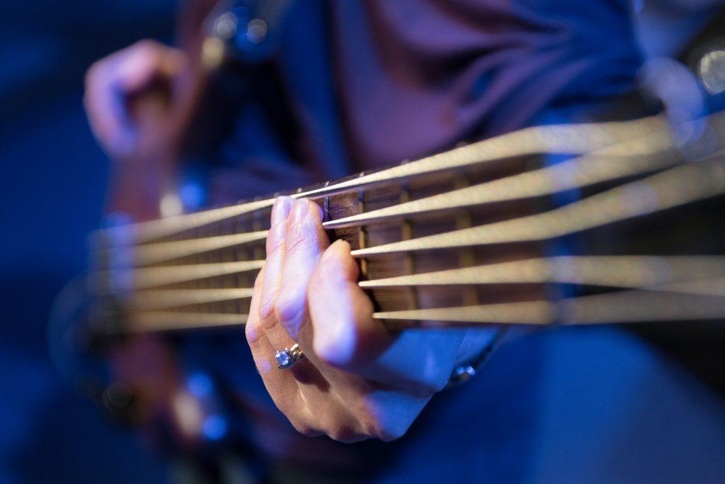 Effective Bass Guitar Practice