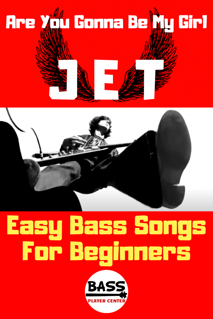Easy Bass Songs for Beginners Are You Gonna Be My Girl