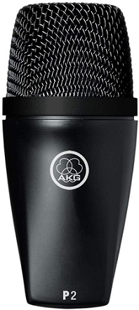 AKG Perception P2 Best Microphones for Recording Bass Guitar
