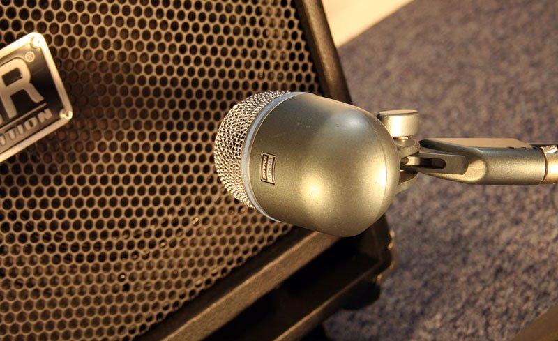 Bass Guitar Recording Microphone
