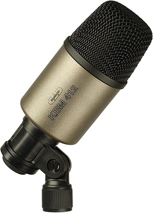 CAD Audio KBM412 Dynamic Cardioid Microphone New
