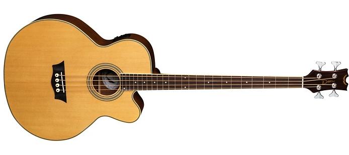 Dean EABC Cutaway Electric Acoustic Bass Guitar