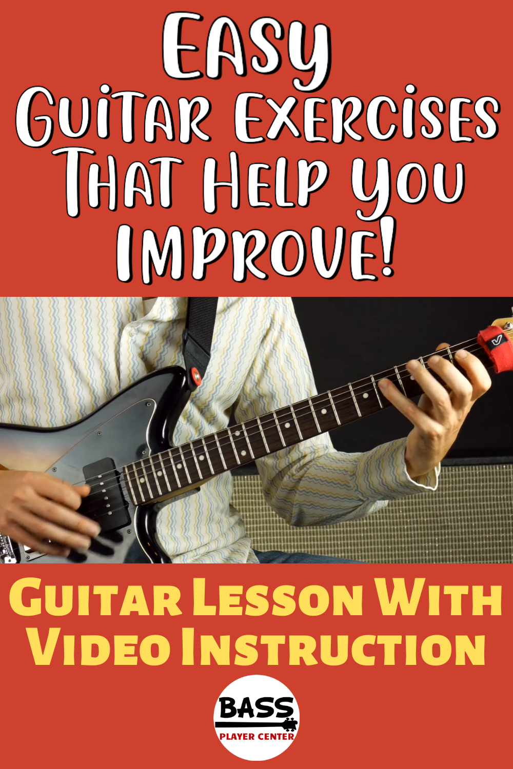 Easy Guitar Exercises That Help You Improve