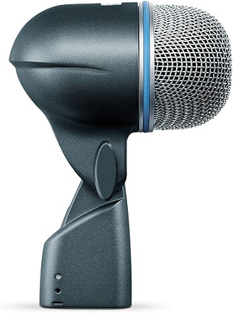 Shure BETA 52A Supercardioid Dynamic Best Microphones for Recording Bass Guitar