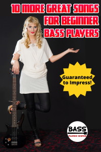 Best Songs for Beginner Bass Guitar Players to Learn
