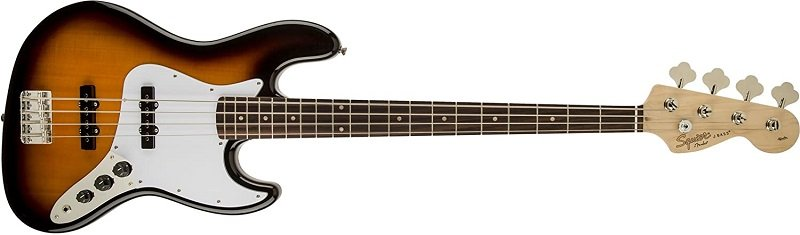 Squier by Fender Affinity Series Jazz Best Bass for Beginners