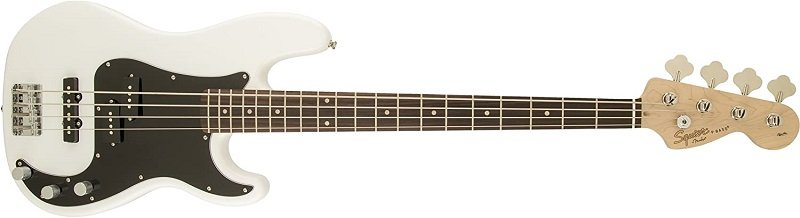 Squier by Fender Affinity Series Precision PJ electric bass guitar
