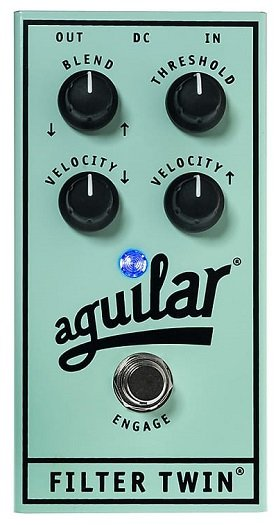 Aguilar Filter Twin Dual Bass Envelope Filter Review