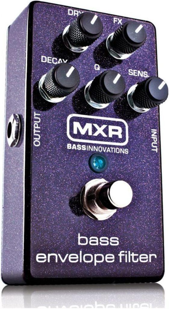 Best Bass Envelope Filters - MXR M82 - Review