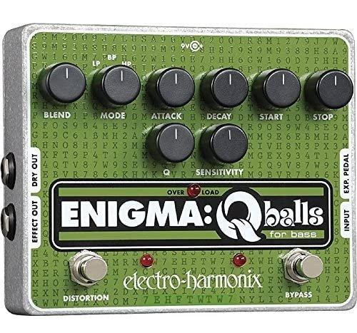 Electro-Harmonix Enigma Qballs Bass Envelope Filter