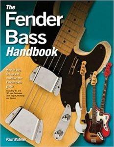 The Fender Bass Handbook by Carol Kaye and Paul Balmer