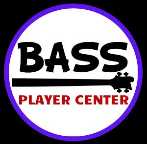 Bass Player Center Logo New Uploaded date