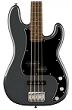 Squier Affinity Precision PJ Charcoal Frost Metallic best new basses