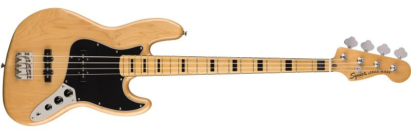 Squier Jazz classic vibe bass for beginners