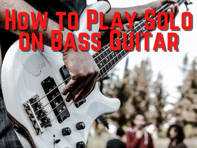 How to Play Solo On Bass Guitar Homepage
