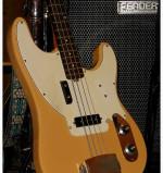 Bass Guitar - Close-up Canvas Print