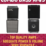 Best Affordable Combo Bass Amps
