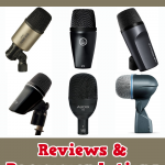 Best Bass Guitar Recording Microphones
