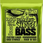 Best Bass Strings - Ernie Ball Slinky