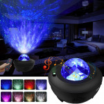 Galaxy Lights Projector With Bluetooth Music Speaker