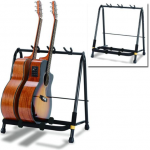 3 Guitar Rack Style Stand