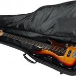 Gator 4G Bass Guitar Gig Bag Open